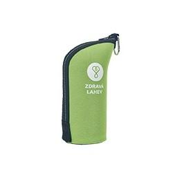 Termoobal na zdravou lahev Nová generace 0,5 l zelená Cabrio
