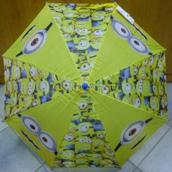 Deštník hůlkový vystřelovací Minions 4796