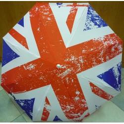 Deštník skládací Skin 5304 Británie