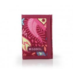 Textilní peněženka Gabol LUCKY 221908