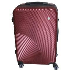Cestovní kufr T-Class 2011/70-L vínová