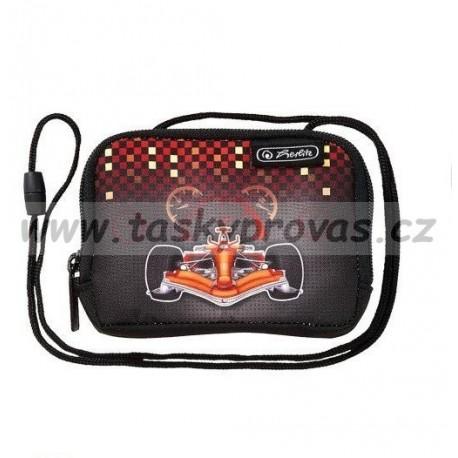 Herlitz taštička na krk kluci Formule 50014637