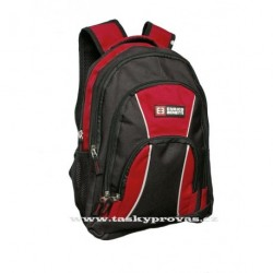 Batoh Enrico Benetti 47078 černá/červená
