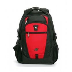 Batoh Suissewin SN 8061R černá/červená