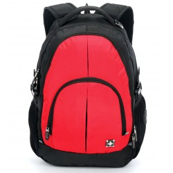 Batoh Suissewin SN 8044R černá/červená