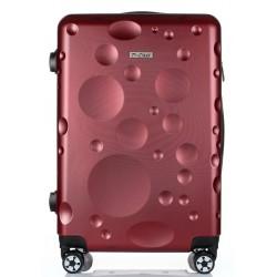Cestovní kufr T-Class 628/50-S vínová