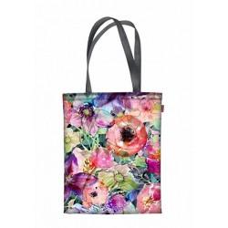 Designová taška Slim - Flora 666-1