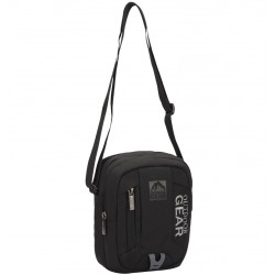 Taška přes rameno GEAR 9005 - černá