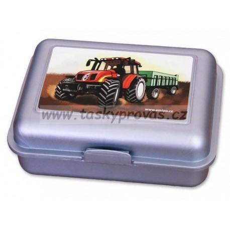 Box na svačinu Emipo 1713 Traktor