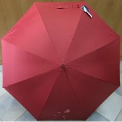 Deštník holový automat Blue Drop A051DL červený