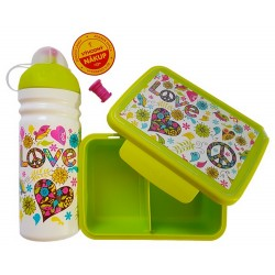 SET Hippies 0,7 l + box