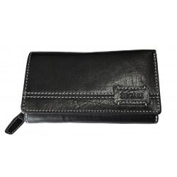 Dámská kožená peněženka Segali 1770 black