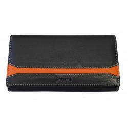 Dámská kožená peněženka Segali SG-60225 blue