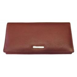 Dámská kožená peněženka Segali SG-6843/C02 port wine