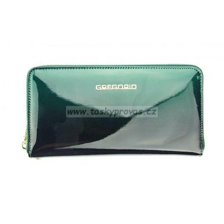 Dámská kožená peněženka Gregorio SH118 green
