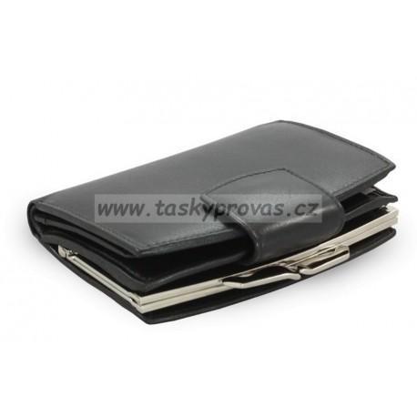 Arwel dámská kožená peněženka 511-4357 černá