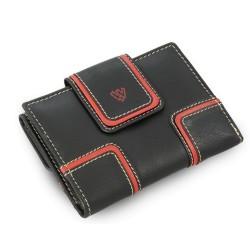 Arwel dámská kožená peněženka 511-9748 černá