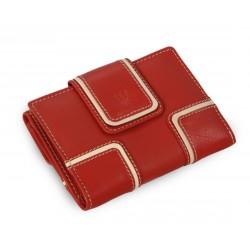 Arwel dámská kožená peněženka 511-9748 červená