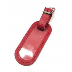 Krol 9530 červená kožená visačka