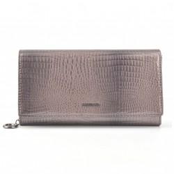 Carmelo dámská kožená peněženka 2100 A šedá