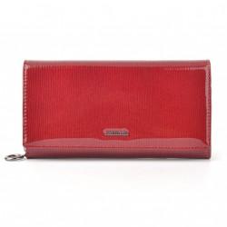 Carmelo dámská kožená peněženka 2100 F bordó