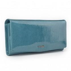 Carmelo dámská kožená peněženka 2109 F akvamarínová