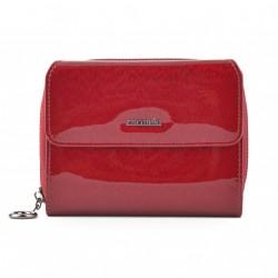 Carmelo dámská kožená peněženka 2104 H červená