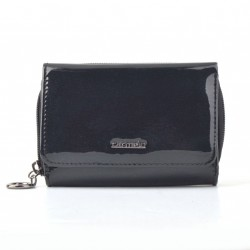 Carmelo dámská kožená peněženka 2105 G antracitová
