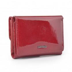 Carmelo dámská kožená peněženka 2106 F bordó