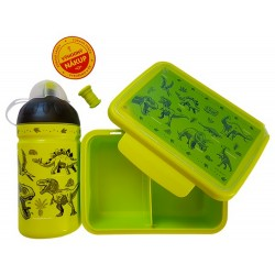 SET Dinosauři 0,5 l + box