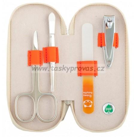 DUP dětská manikúra 230402-322 oranžová