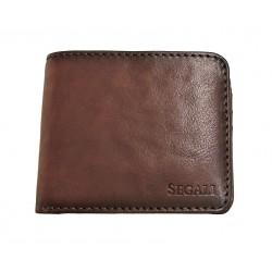 Pánská kožená peněženka Segali 81110 brown