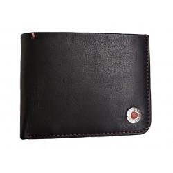 Pánská kožená peněženka Segali W-4992 black