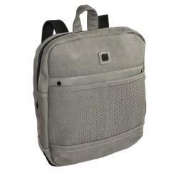 Dámský kabelkový batůžek Gabol YOKO 528741 šedá
