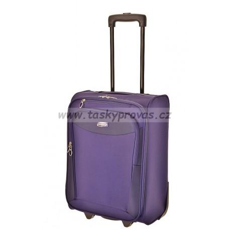 Madisson cestovní kufr 44801-50-04 fialový