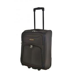 Madisson cestovní kufr 85103-50-25 hnědý