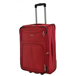 Madisson cestovní kufr 85103-60-02 červený