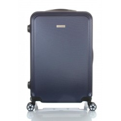 Cestovní kufr T-Class 1360/50-S modrofialová