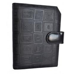 Hajn kožené ADK Desky A5 černé