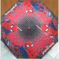 Deštník dětský skládací Perletti 75344 Spiderman