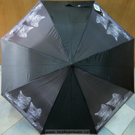 Deštník holový automat Perletti 25621 foto