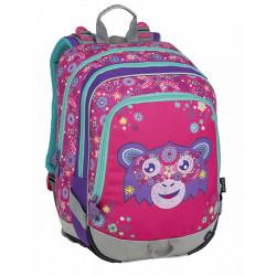 Školní batoh Bagmaster ALFA 9 A PINK/VIOLET