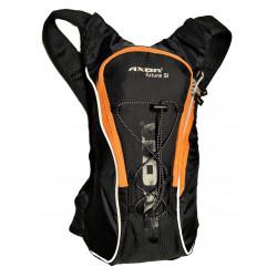 Axon Futura 5l černá/oran. sportovní batoh