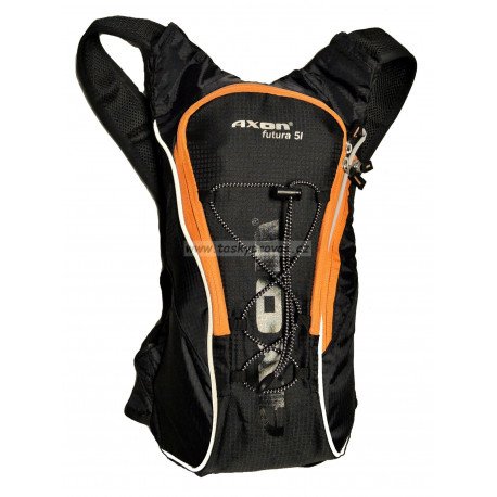 80f396e7e1a Axon Futura 5l černá oran. sportovní batoh