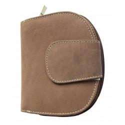 Dámská kožená peněženka Tom 9319/80 hnědá