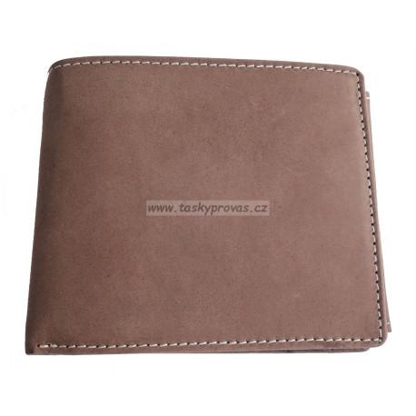 Pánská kožená peněženka Tom 7270/80 hnědá