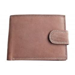 Pánská kožená peněženka Tom 5072/80 hnědá