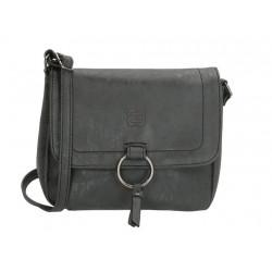Crossbody malá kabelka Enrico Benetti 66286 černá