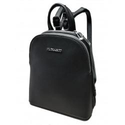 Kabelkový batůžek Flora & Co F6546 black