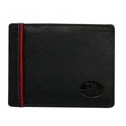 Peněženka kožená pánská Pierre Andreus N29925-PAK black